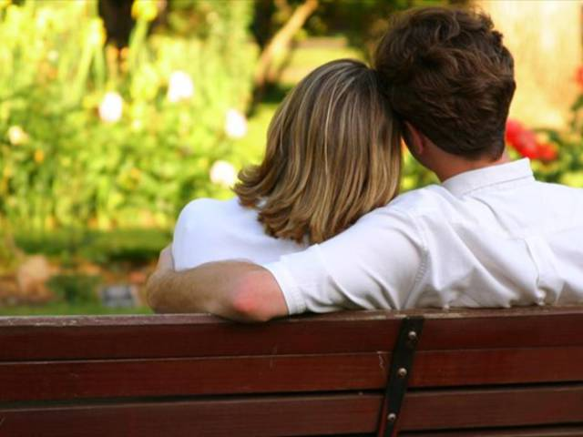buena relación de pareja